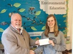 Monkton Nature Reserve Cheque