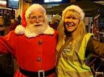 Town Promoter Santa