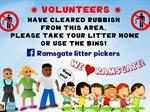 Town Team Litter