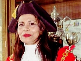 Mayor of Ramsgate Raushan 2019